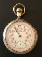 American Waltham Antique Pocket Watch