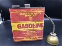 Stancan & Eagle Oil