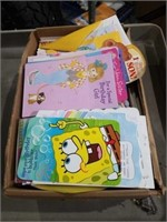 Box of birthday cards