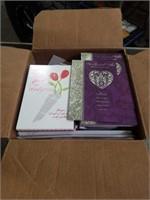 Box of Valentine's cards