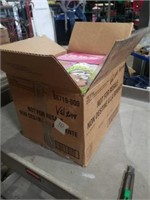 Very large box of Valentine's cards