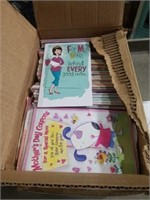 One box of Mother's Day cards