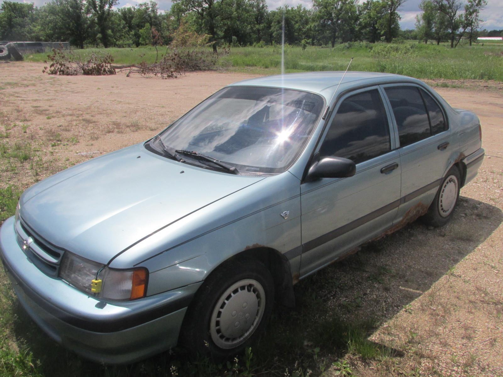 1993 toyota tercel associated auto auction ltd 1993 toyota tercel associated auto