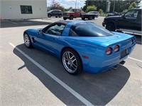 1998 Chevrolet Corvette 2dr Coupe