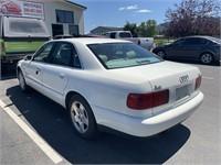 2000 Audi A8 quattro