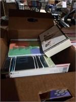 Small box of Christmas cards