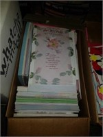 Box of Mother Day cards