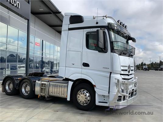 2018 Mercedes Benz Actros 2663 - Trucks for Sale