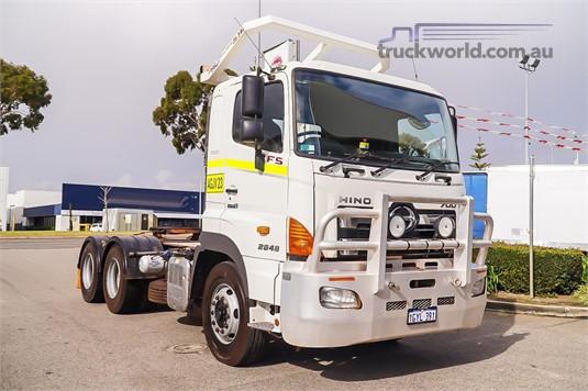 2014 Hino 700 Series 2848 FS - Trucks for Sale