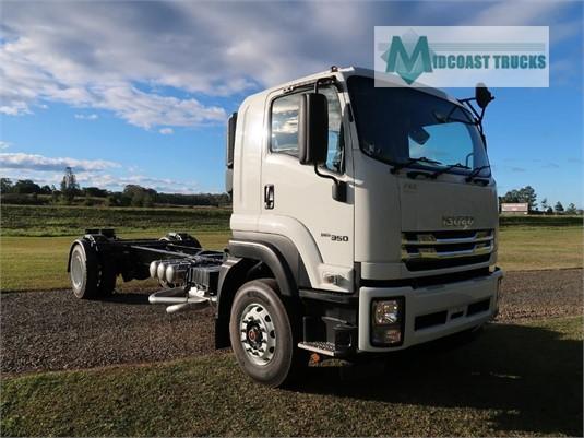 2020 Isuzu FXD 165-350 LWB Midcoast Trucks - Trucks for Sale