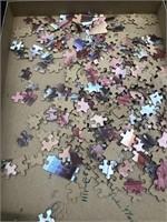 Original 1977 Farrah Fawcett jigsaw puzzle