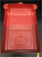 Plastic form mailbox