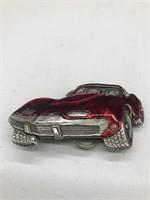 1979 3D Corvette Belt Buckle-The Great American