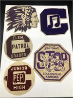 Vintage Collinsville High School Items