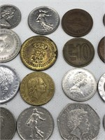 Foreign Coins-some older