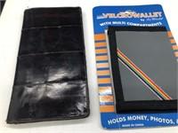 4 Men's Wallets