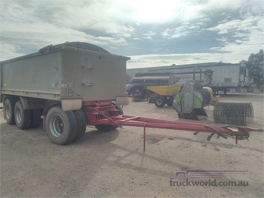 1996 Hamelex White other - Trailers for Sale