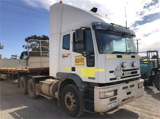 2004 Iveco Eurotech MP4300 - Trucks for Sale