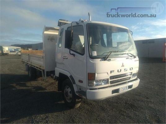 2007 Mitsubishi Fuso FIGHTER FK600 - Trucks for Sale