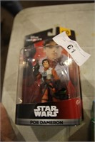 DISNEY INFINITY STAR WARS FIGURE POE DAMERON