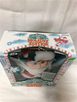 1992 Cabbage Patch Kids Holiday Edition Doll