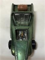 Vtg 1970 Johnny Lightning Topper Smuggler Green