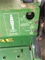 John Deere EZ Trak Z465 Zero Turn Mower
