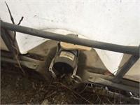 Poly Tank Valve On Bottom