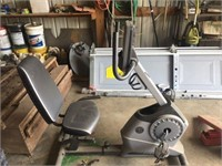 Gold's Gym PowerSpin 390R Exercise Machine