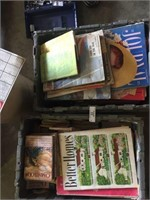 Lot of Assorted Magazines & Paper Items