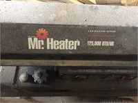 Electric Mr. Heater Bullet Heater