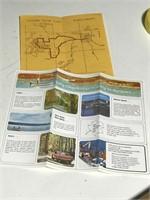 1970's Northern Michigan Up North brochures