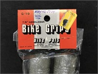 New old stock Bike Pals sparkly bike grips