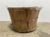 Lot of 3 vintage bushel baskets