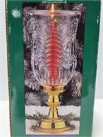 International Silver Company Hurricane lamp