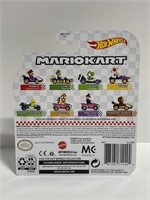 Hot Wheels Mariokart & Corvette collector pair