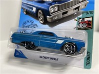 Hot Wheels collector trio