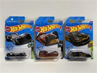 Hot Wheels Roborace collector trio