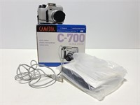 Camedia Olympus C-700 ultra Zoom camera