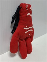 Clothe monster voodoo doll pin cushion