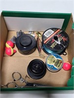 Small fishing item collection