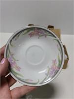 Fine Porcelain service for 6 tea set