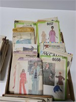 Vintage womans patterns