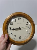 Cadence and Ingraham wall clocks