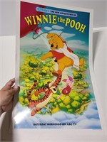 Disney's Winnie the Pooh poster