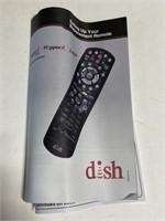 New dish remote control