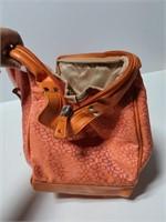 Gigi Olivia orange bag