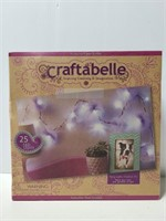 Craftabelle Fairy lights creation kit