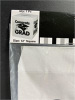 Lot of 3 new graduation party supplies