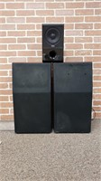 Big Speakers with Subwoofer